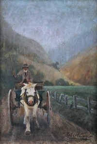 driving the cart by robert camm