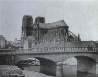 abside de notre-dame, a paris by fortier