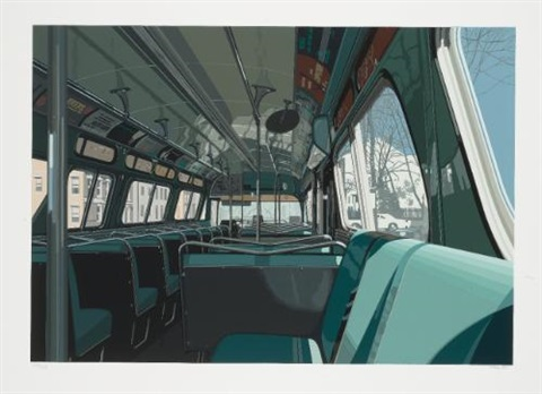urban landscapes no 3 portfolio of 6 by richard estes