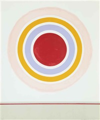 blush (tyler 462) by kenneth noland
