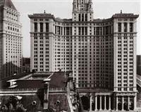 municipal building by bevan davies
