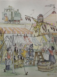 pippin in playland by peter firmin