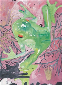 the frog by lidia bachis