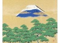 mt. fuji by hirohiko uda
