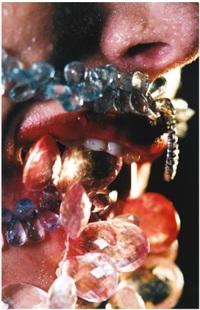 vampire by marilyn minter