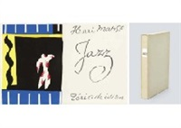 jazz (portfolio of 20) by henri matisse