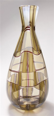 vase parabolici by ercole barovier