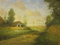 paysage animé by rob de haam