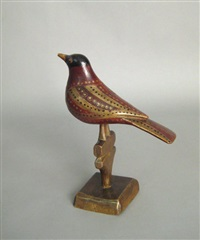 bird on a pedestal by american school_pennsylvania (19)