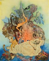 painter in a dream by saul raskin