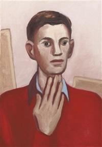 self-portrait by wouter von reissen