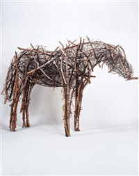 large horse #4 by deborah butterfield