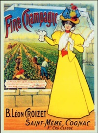 fine champagne, saint-même by marcellin auzolle