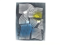 farandole 18 by hans hartung