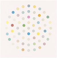 ciclopirox olamine by damien hirst