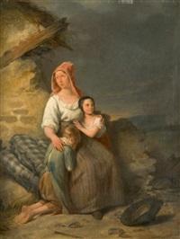 la famille du marin by jean alphonse roehn