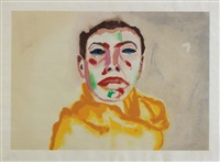 i by francesco clemente