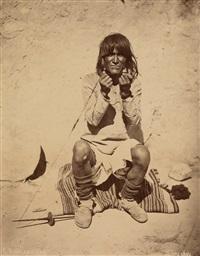 moki spinning by john k. hillers