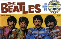 the beatles, sargent peppers lonely hearts club band by posters: music