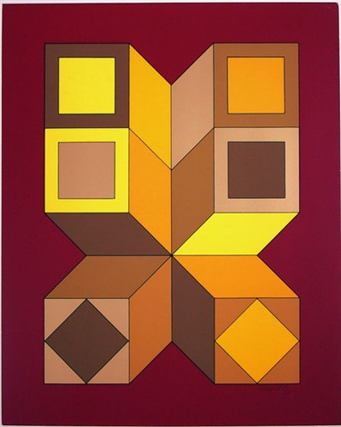 xico vi vy 29 d by victor vasarely