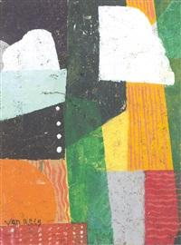 projet de tissu by otto van rees