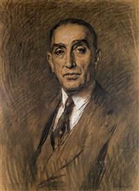 retrato by gustavo bacarisas