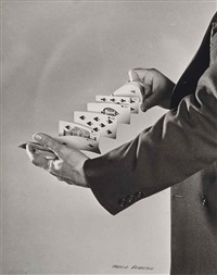 fanning the cards by harold eugene edgerton
