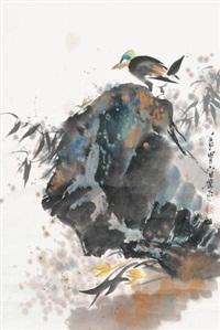 花鸟 by xiao ping