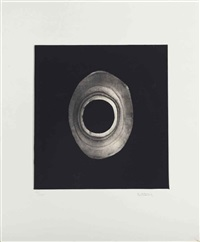 untitled, from: ten from leo castelli by lee bontecou