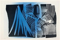 farandole 11 by hans hartung