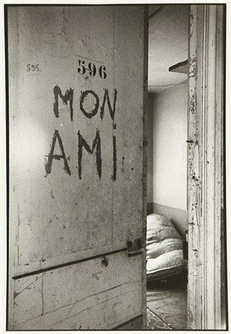 mon ami by sophie calle