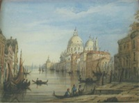 santa maria della salute by henry courtney selous