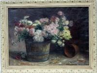 bouquet de fleurs by p. repecain
