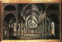 church interior by j. b. rennat