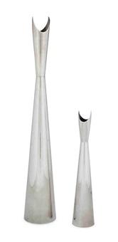 solifleur vases (2 works) by lino sabbatini