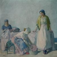 three sisters by myron barlow