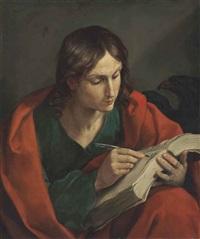 saint john the evangelist by guido reni