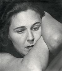 fiala portrait de l'actrice by franz senkinc