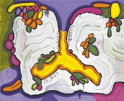 groupe 3 by carroll dunham