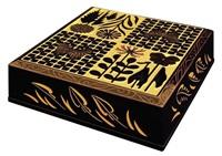 bunko (document box) by yoshitomo (shinsui) asada