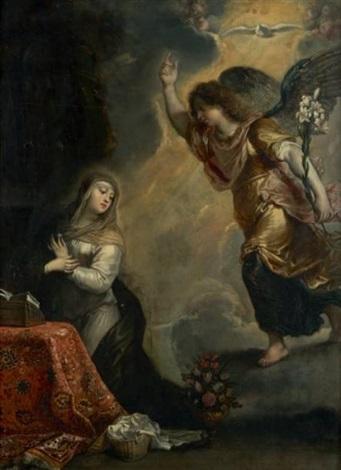 lannonciation by willem van herp the elder