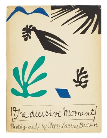the decisive moment book woriginal cover by henri cartier bresson