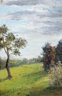 paesaggio di collina by giuseppe bogliani