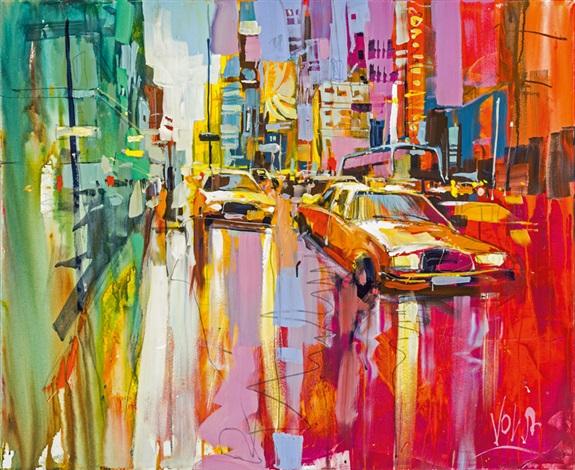 Dennis Speight, New York City from Portfolio Z by Robert