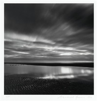 lagoon, study #2, blackpool, lancashire by michael kenna