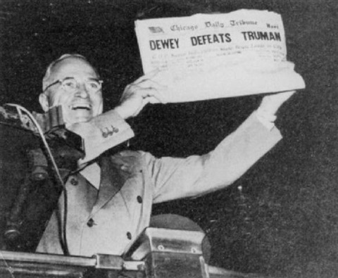 dewey defeats truman by frank cancellare
