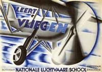 nationale luchtvaart school. leert vliegen by kees van der laan
