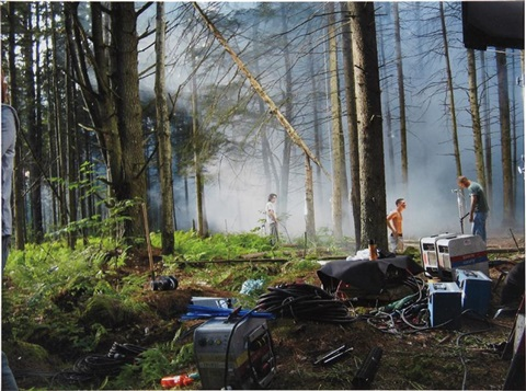 production still forest gathering 1 from beneath the roses by gregory crewdson