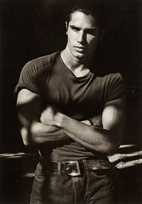 herb ritts for levi's by herb ritts
