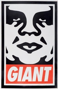 giant by shepard fairey